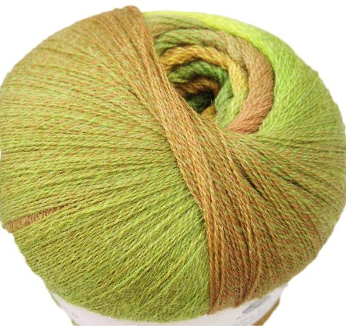 Yarn Place Graceful Lace Yarn 100% Wool (100g, Color #3626) by Yarn Place (Image #1)
