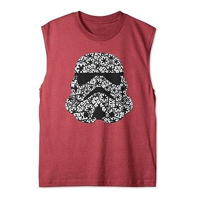 Star Wars Boys Darth Vader Muscle Tank Top