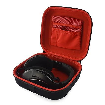 Funda de transporte para auriculares Sennheiser HD598 CS, HD650, HD600, HD558 HD280,