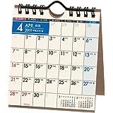 能率 NOLTY 2019年 カレンダー 卓上47 B7変型 C247 ([カレンダー])