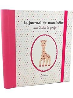 Amazon Fr Journal De Grossesse Sophie La Girafe