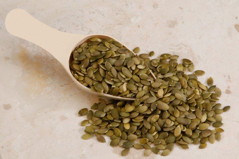 Raw Pepitas / No Shell Pumpkin Seeds (10 Pound case) by Pumpkin Seeds