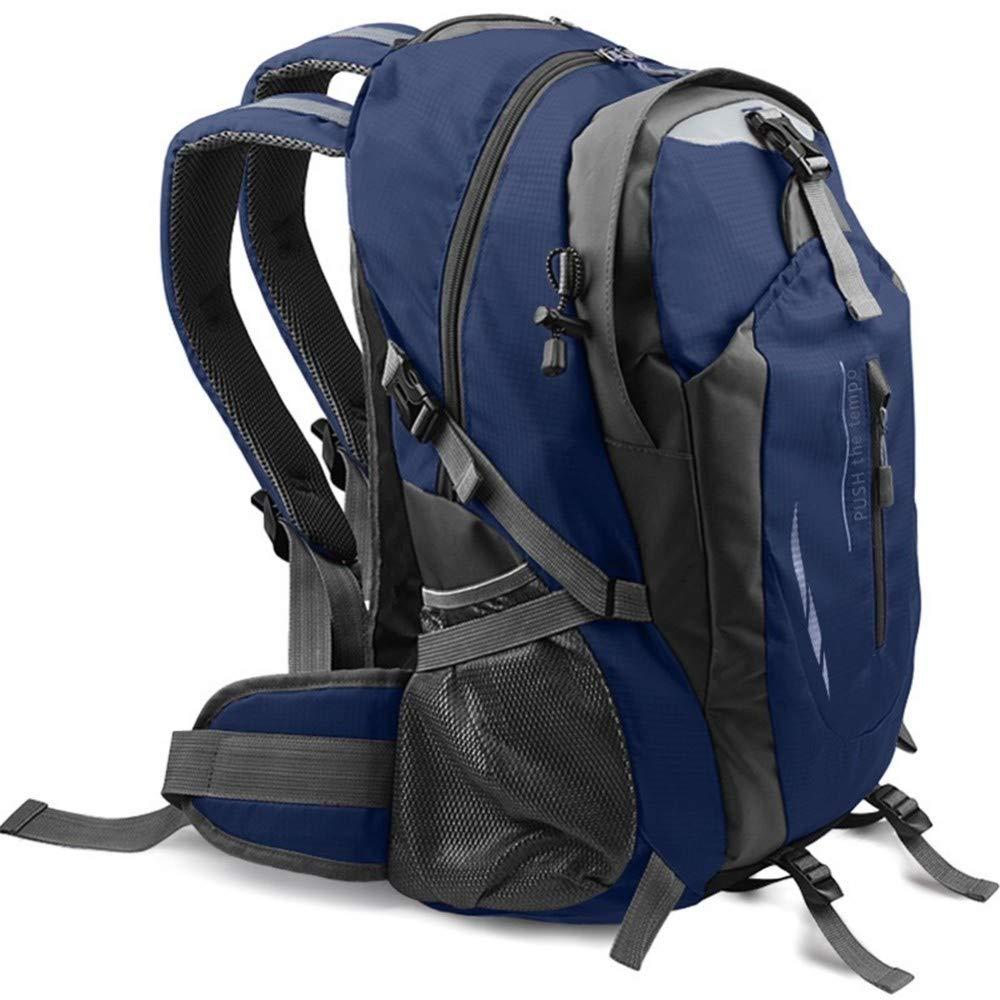 Lidoudou Doppelter Schulterrucksack im im im Freienreisender großer Kapazität beiläufige helle Sporttaschengröße (Höhe 52cm, Breite 32cm) materielles Nylontuch 40L B07PDFQRQF Wanderruckscke Ästhetisches Aussehen 16c0ab