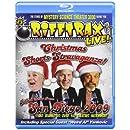 Rifftrax: Live! Christmas Short-Stravaganza! - San Diego 2009 Blu-ray