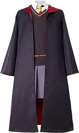 Disfraz de Cosplay de pelicula para mujeres adultos Sueter de abrigo calido de otoño con camisa blanca de manga larga y falda