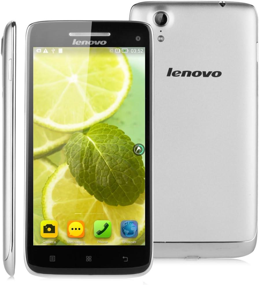 Lenovo S960 - Smartphone 3G Libre (Pantalla 5.0