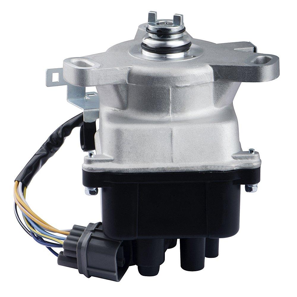 ravex Ignition Distributor for: Honda Civic 96 - 98, Del Sol 96 - 97 S & SI, Acura EL 97 - 98 Compatible with TD-80U & TD-98U [TEC ONLY, EXCLUDES HITATCHI] HKD