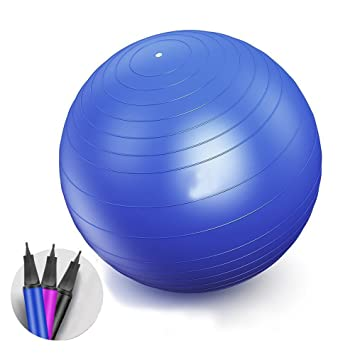 Amazon.com: Exercise Yoga Pelota para fitness, estabilidad ...