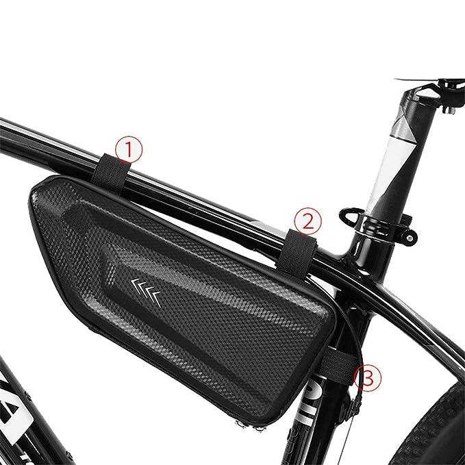 Bolsa de cuadro de bicicleta Bicicleta de ciclismo al aire ...