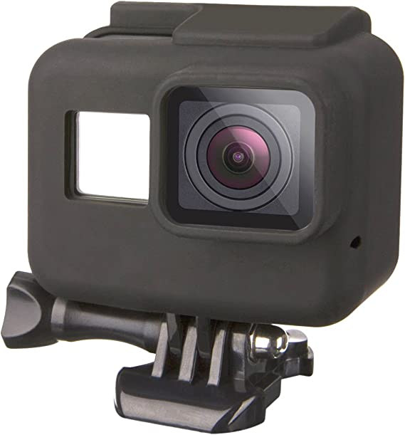 Standard Luxebell Frame Mount Housing with Protective Lens Cover for Gopro Hero4 3 and 3