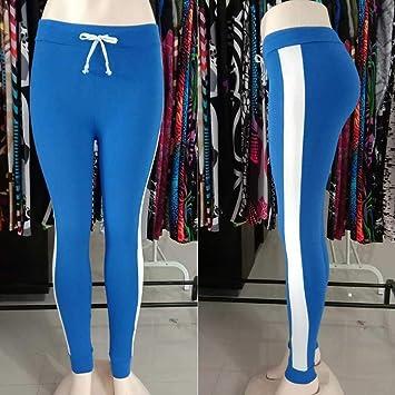 QLJ03 Pantalones de Yoga Mujer Leggings Deporte Yoga ...