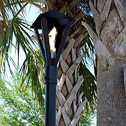 Propane Torch Landscape Torch only Natural Gas Torch Legends Direct Big Kahuna Gas Tiki Style Torch Head LP Torch Fin Style