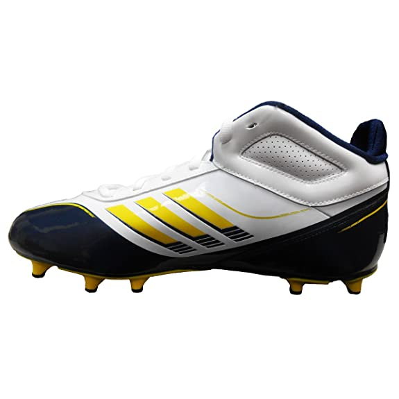 b7d4c2e5a adidas Men s AS SMU Supercharge Mid Field Football Cleats Size  15   Amazon.co.uk  Shoes   Bags
