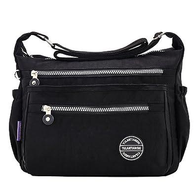 7e843513f41c New Women Messenger Bags for Women Waterproof Nylon Handbag Female ...