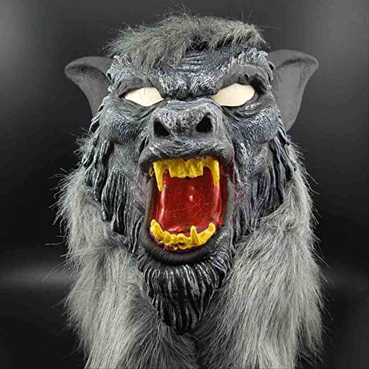 DSNGZ Halloween Máscara de Horror Diablo Disfraz Disfraz de Baile ...