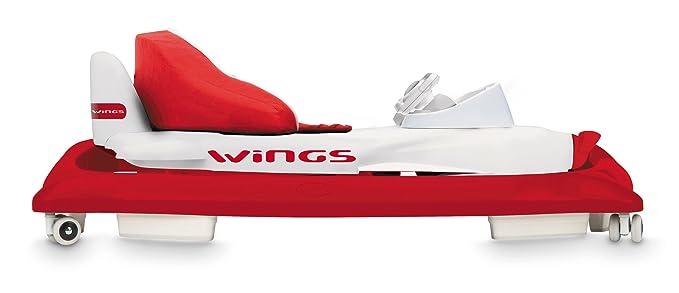 Jane Wings - Andador para bebé (rojo): Amazon.es: Bebé