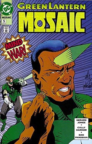 (Green Lantern: Mosaic #5)