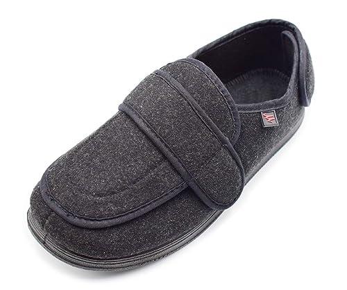 bb6ff0b48ef22 PamaPeak Men/Women's Extra Wide Width Memory Foam Arthritic Edema Swollen  Feet Shoes