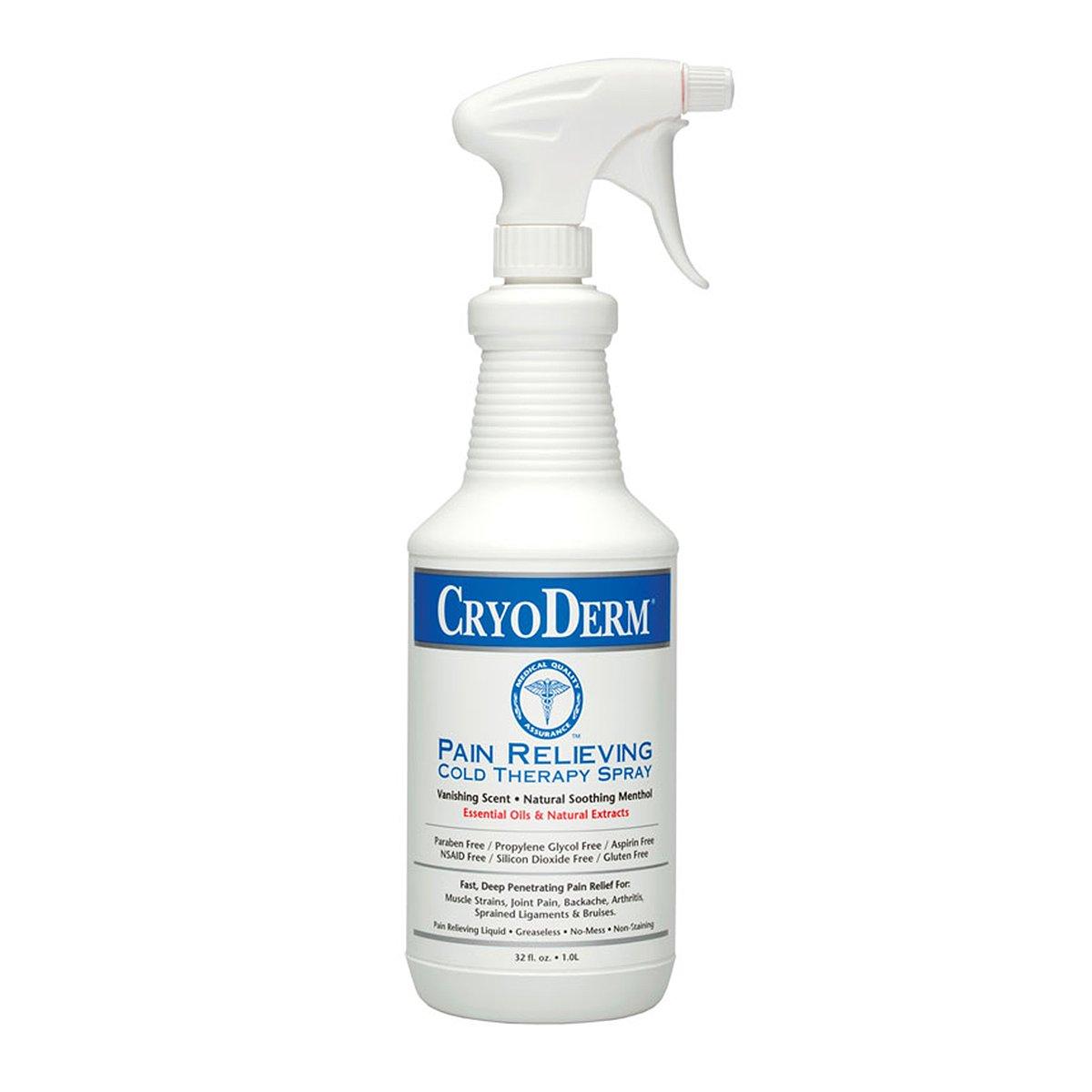 Cryoderm Cold Spray 32oz
