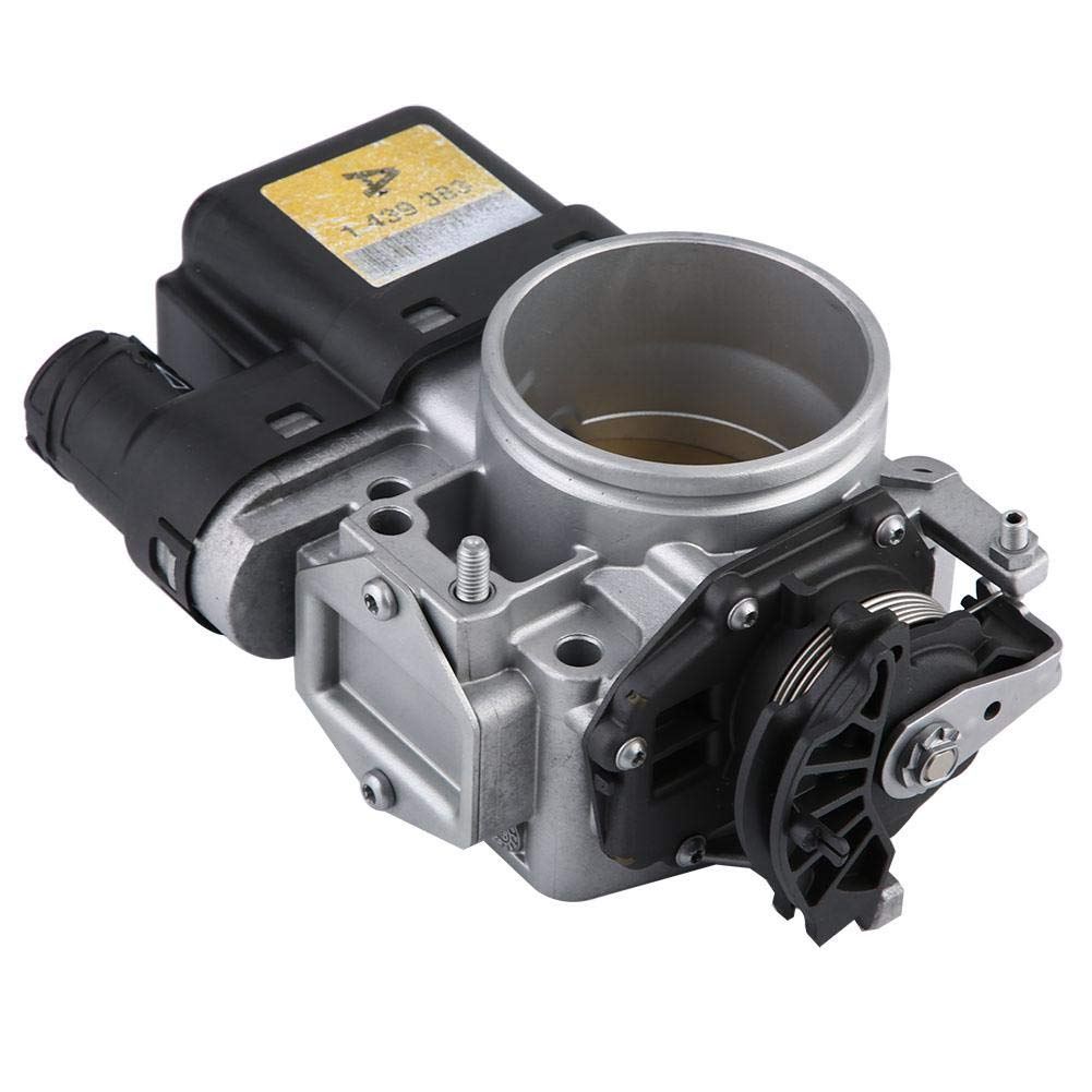 Aramox Throttle Body,1439383 Throttle Body Assembly Fits for 5 Series E39 3 Series E46 Z3