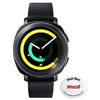 Samsung Gear Sport Smartwatch (UK Version) - Black