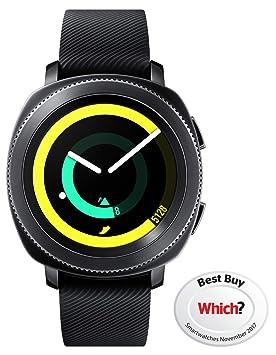 "Samsung Gear Sport 1.2"" SAMOLED GPS (satélite) Negro Reloj Inteligente - Relojes Inteligentes"