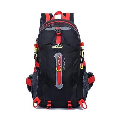 40L Outdoor Hiking Camping Waterproof Nylon Travel Rucksack Backpack Bag New
