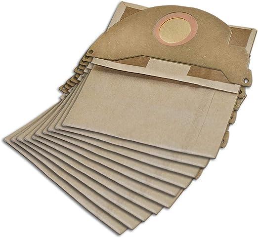 Cleanwizzard - Bolsas para aspiradora Kärcher 6.904-322 (10 ...