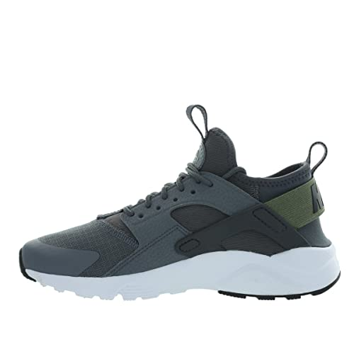 Zapatillas Nike - Air Huarache Run Ultra (GS) gris/verde/blanco talla: 36,5: Amazon.es: Zapatos y complementos