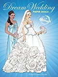 Dream Wedding Paper Dolls with Glitter! (Dover Paper Dolls)