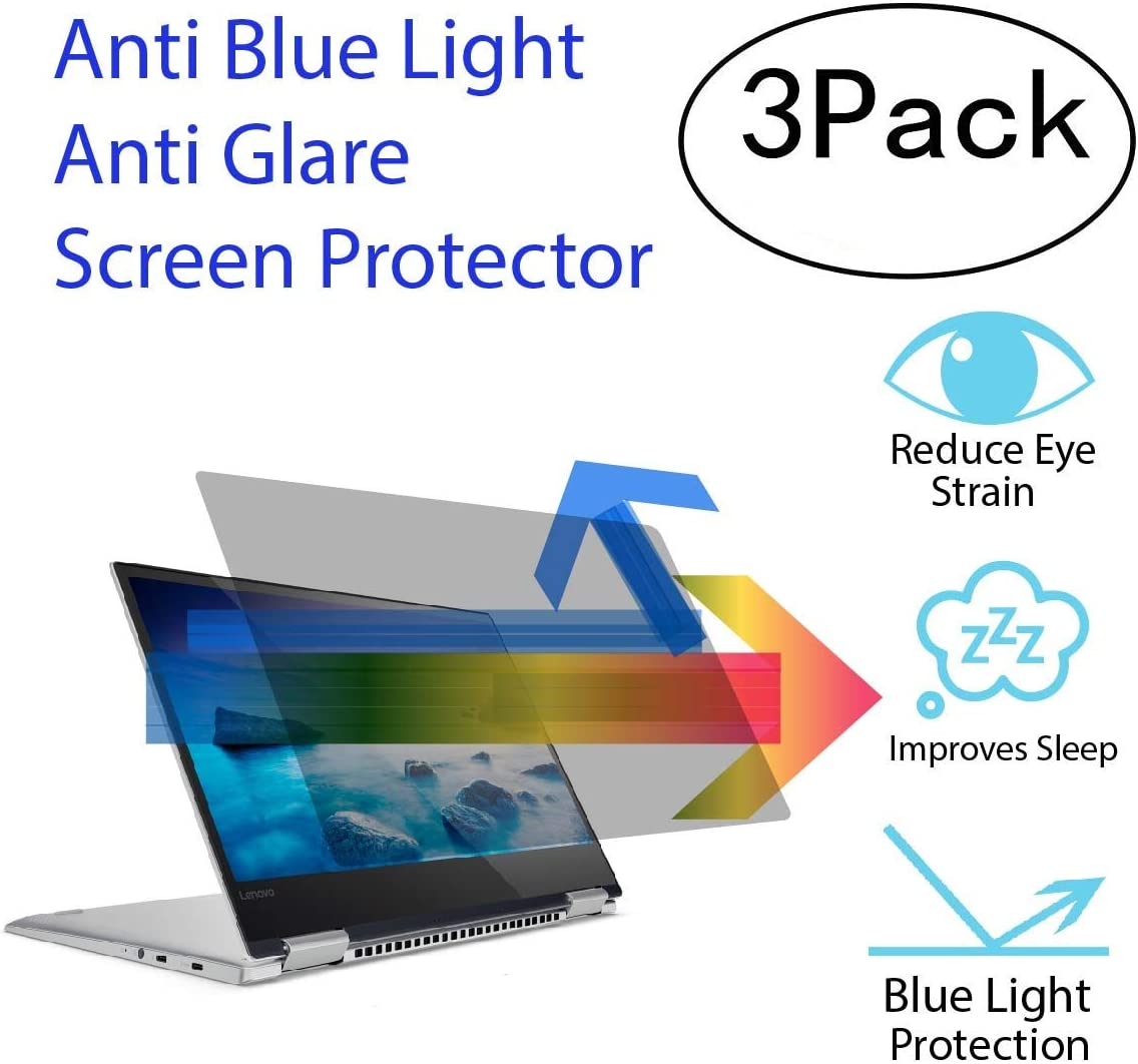 Premium Anti Blue Light and Anti Glare Screen Protector for 17.3 Inches Laptop with Aspect Ratio 16:09