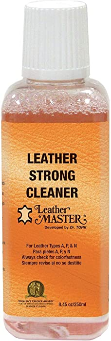 Leather Master Strong Leather Cleaner