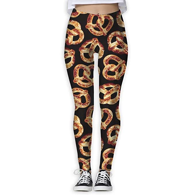 Amazon.com: XXBOTEX Women Foodie Pretzels Pretzel Athletic ...
