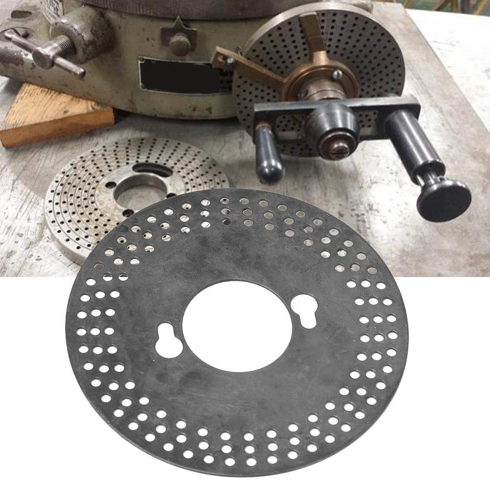 Iron 36//40//48 Holes Dividing Table Indexing Plate  Table Dividend Plate