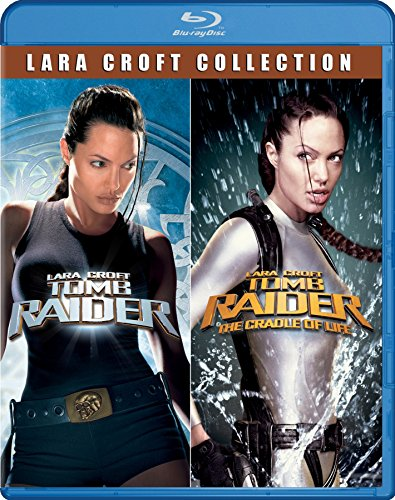 Blu-ray : Lara Croft: Tomb Raider / Lara Croft Tomb Raider: The Cradle of Life (Gift Set)