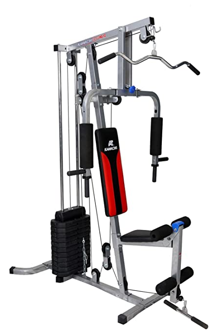 Buy kamachi ksw hg12 home gym set standard online at low prices in