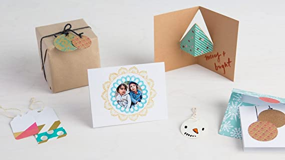 Amazon Com Holiday Craft Along 30 Days Of Cards Tags And