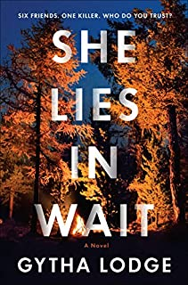 Book Cover: She Lies in Wait: A Novel