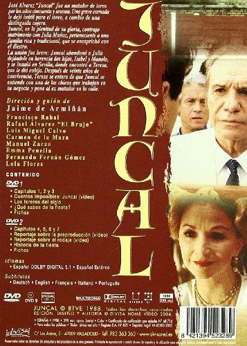 Amazon com: Movie (Pal/Region 0): Juncal: Movies & TV