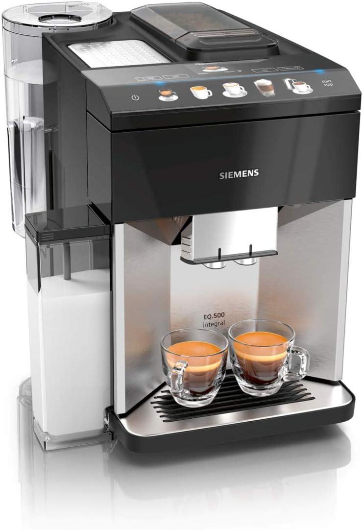 Siemens Tq507d03 Coffee Maker Freestanding Combi Coffee