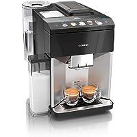 Siemens EQ.500 (TQ507D03) integral Kaffeevollautomat (einfache Bedienung, integrierter Milchbehälter, zwei Tassen gleichzeitig, 1.500 Watt)