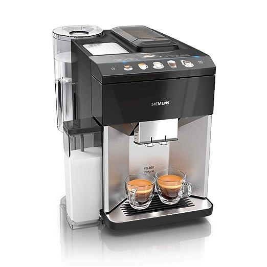 Siemens TQ507D03 - Cafetera (Independiente, Cafetera ...