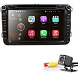 Amazon.com: hizpo Android 8.1 Car Radio for VW Volkswagen ...
