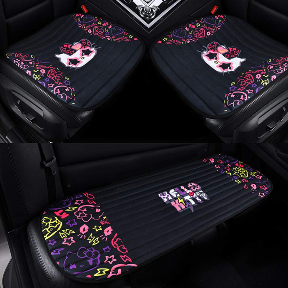 DPIST Hello Kitty Car Seat Covers Protector