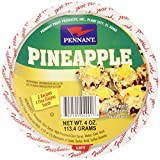 Pennant Pineapple, Wedges , 4 Ounce Tubs (Pack of 12) Review