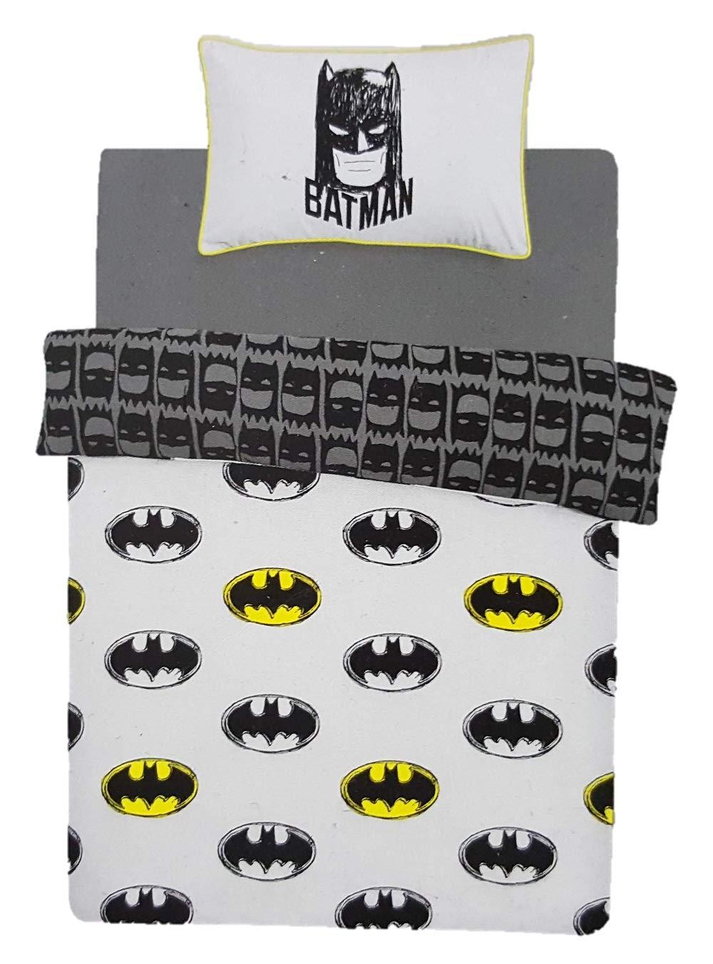 Primark Home DC Comic Batman - Juego de Funda de edredón ...