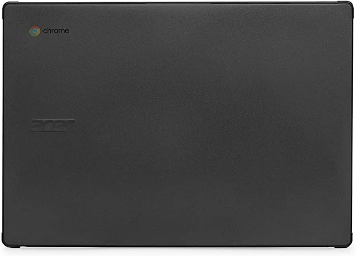 "mCover Hard Shell Case for 2019 14"" Acer Chromebook 14 CB514 Series Laptop (Acer CB514 Black)"