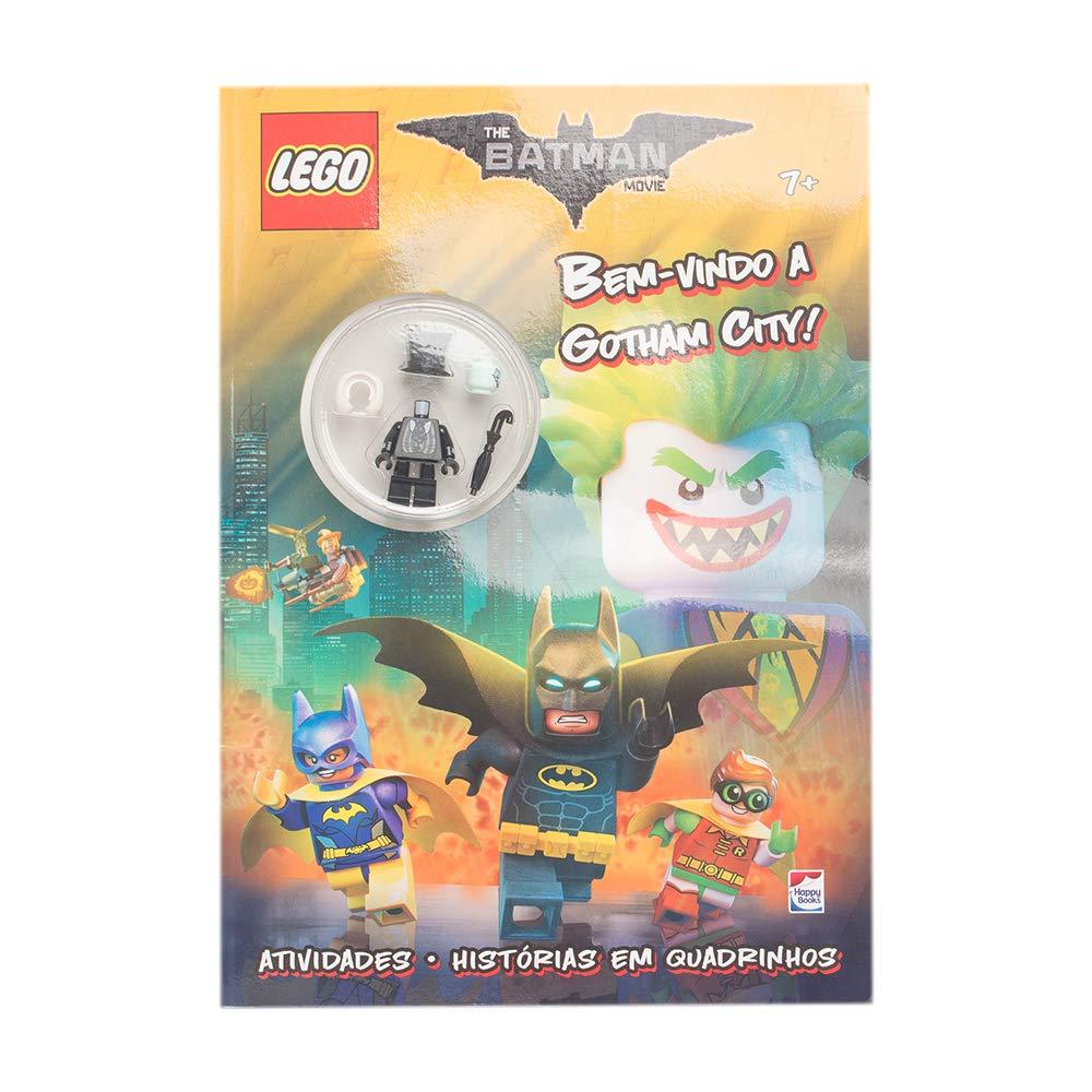 Lego Batman Movie Bem Vindo A Gotham City Em Portugues Do Brasil