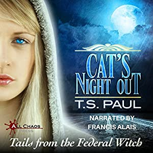 Cat's Night Out Audiobook
