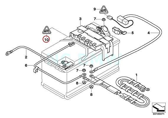 Bmw Genuine Uncoded Universal Socket Housing Mak8 Amazon Co Uk Car